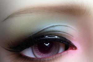 超美的bjd娃娃眼珠是这3种材质制作,你知道吗?值得收藏