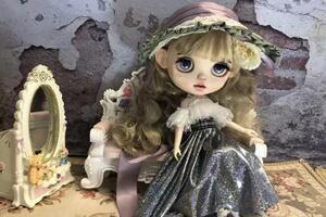 小布blythe娃娃改妆,刻嘴,打磨,工具介绍以及教程