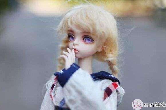 bjd娃娃