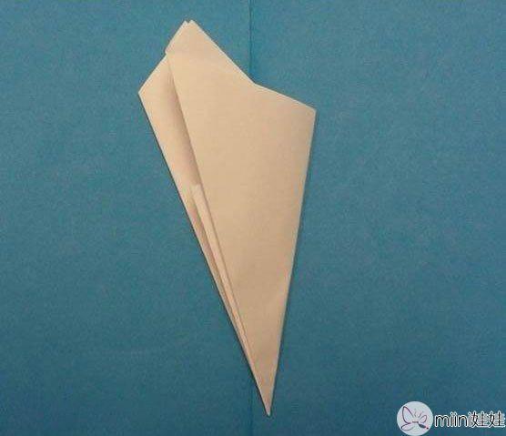 剪纸雪花的折法和剪法图解