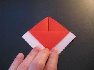 心心相印的心形折纸制作9