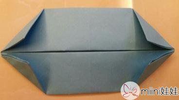 博士帽的折纸步骤_博士帽折纸教程