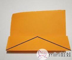 小汽车的折纸步骤_小汽车折纸教程
