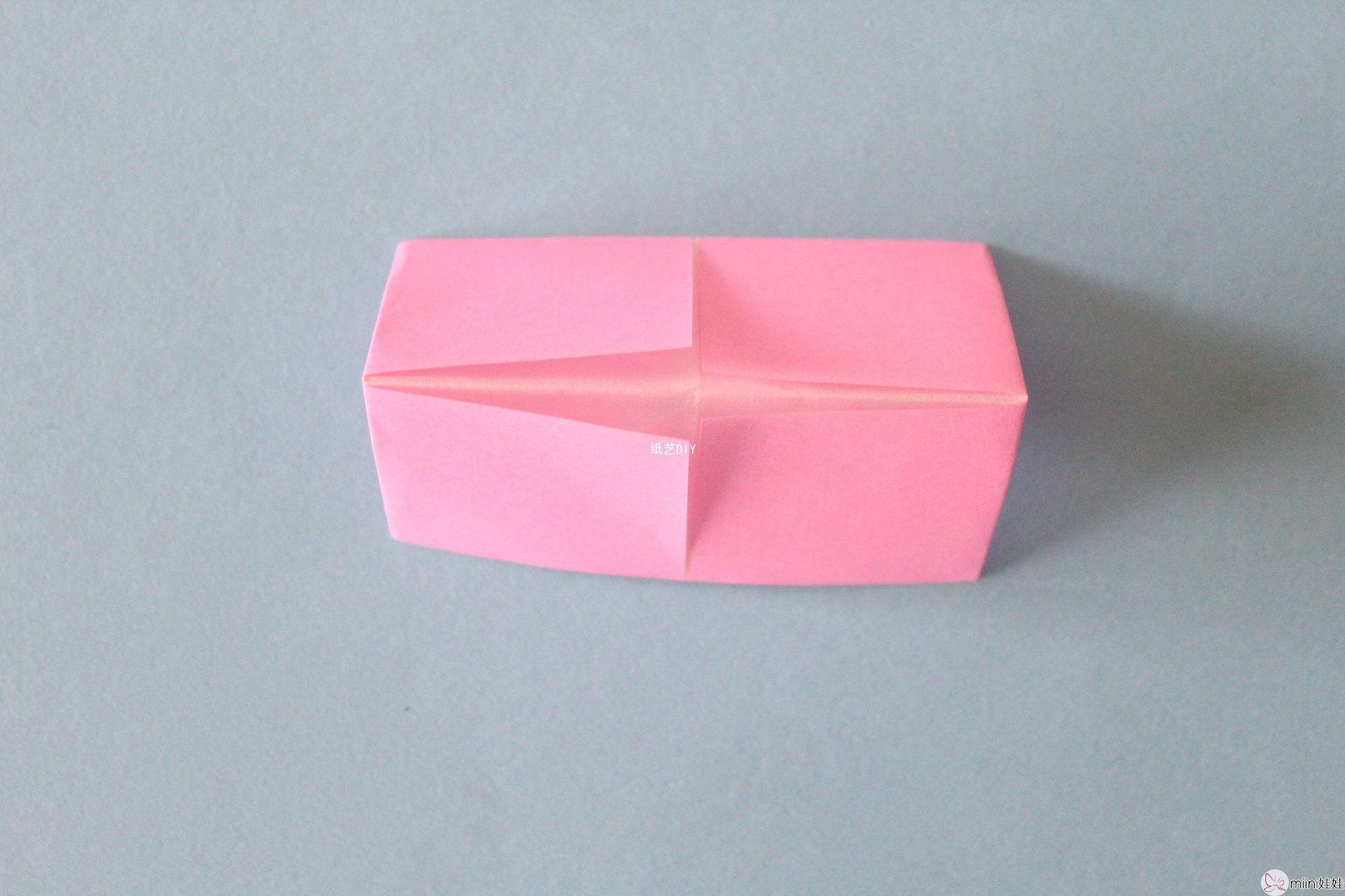 东西南北抽点子折纸教程