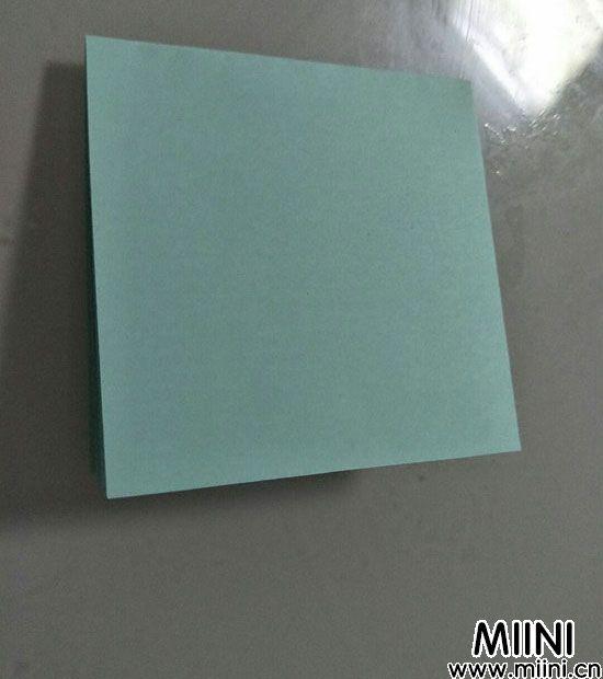 百合花折纸 第2步