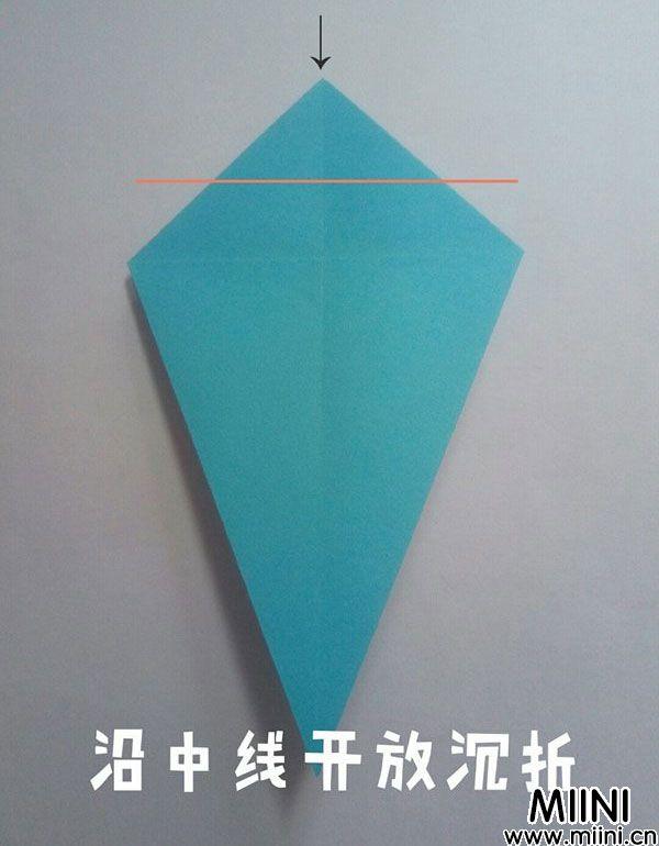 折纸飞龙 第4步