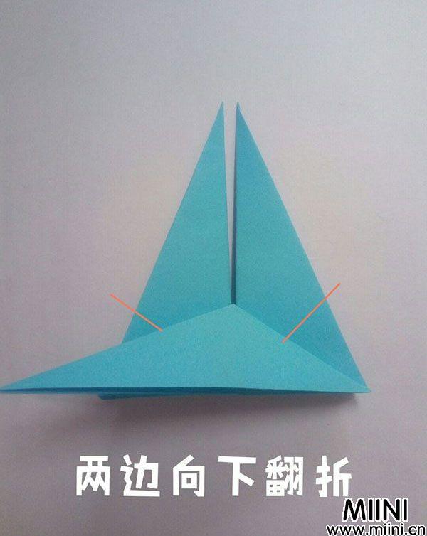 折纸飞龙 第10步