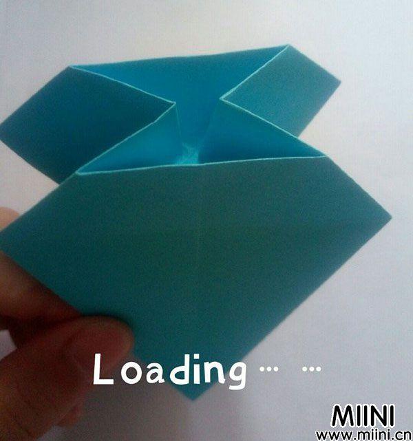 折纸飞龙 第5步