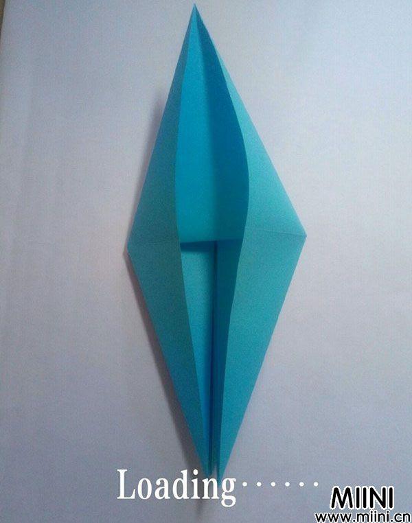 折纸飞龙 第3步
