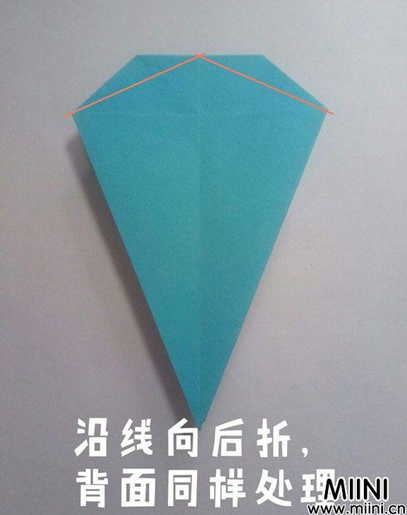 折纸飞龙 第6步