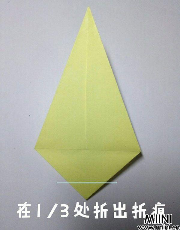 折纸鹿的折法图解教程,好看的鹿只需几步 第12步