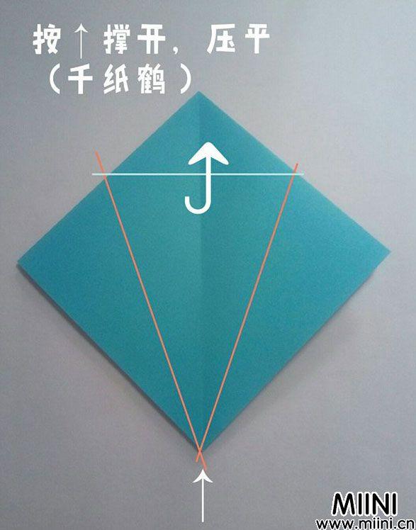 折纸飞龙 第2步