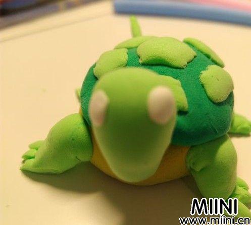超轻粘土小乌龟10.JPG
