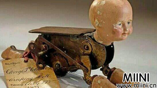 恐怖诡异的婴儿娃娃
