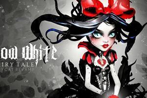 娃改教程,怪高娃娃改白雪公主的黑暗童话