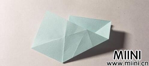 勋章五角星折纸g