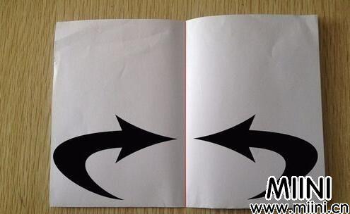 宇宙飞船折纸