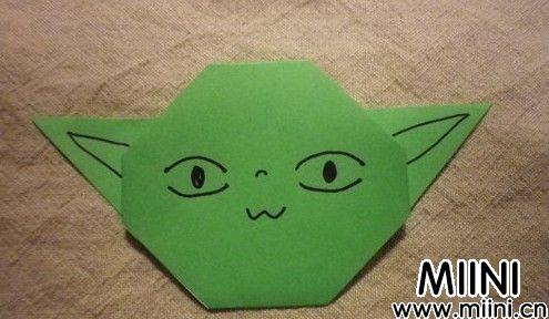 外星人头像折纸12.JPG
