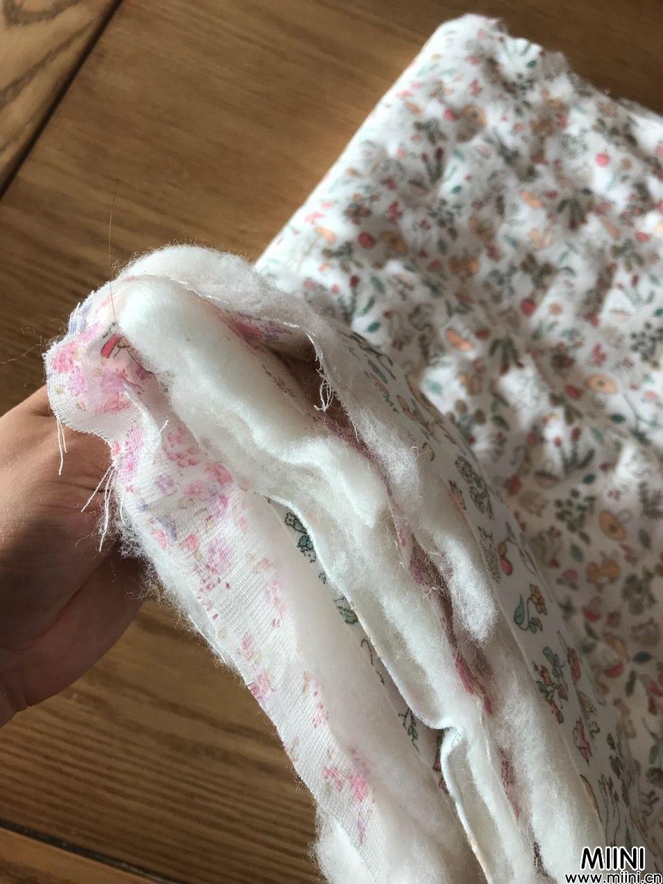 手工布艺宠物犬夹棉棉袄