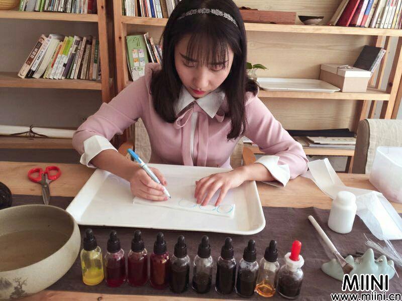 手工布艺烫花制作方法图解教程