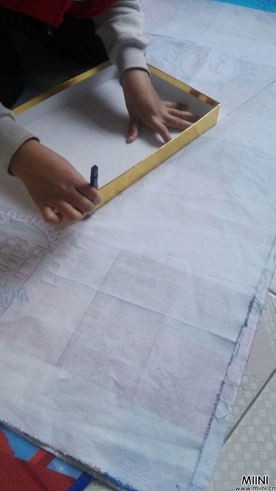 布艺手工帐篷制作步骤教程