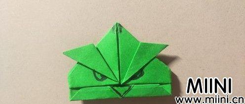 愤怒的小鸟折纸10.JPG