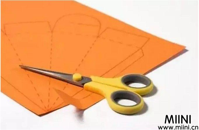 创意的亲子手工胡萝卜卡纸教程