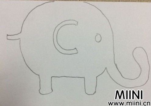 剪纸立体大象04.JPG