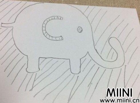 剪纸立体大象05.JPG