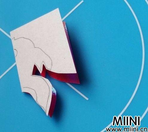热带鱼剪纸06