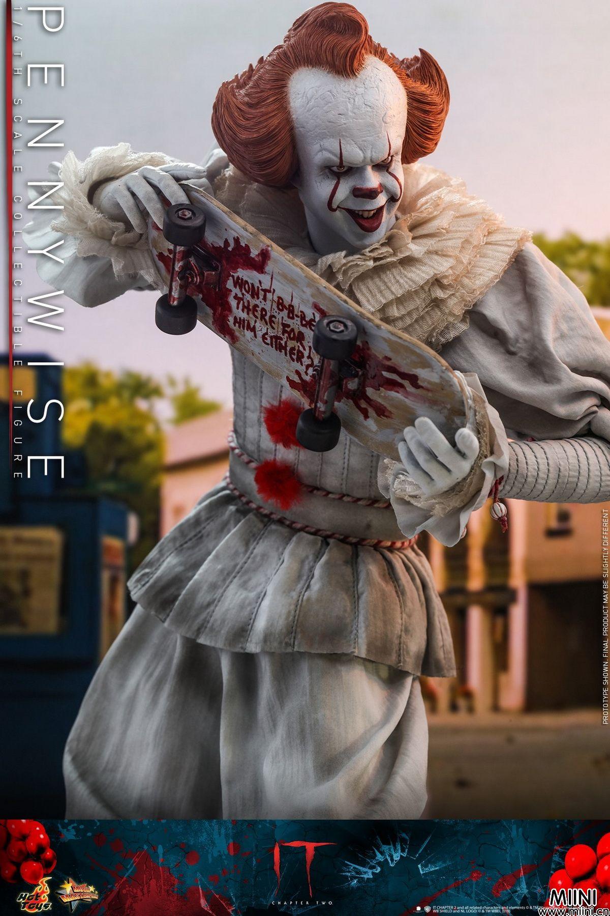 《小丑回魂2》- Pennywise/佩尼怀斯