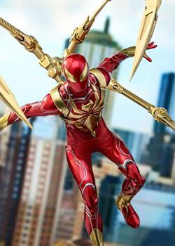 《漫威蜘蛛侠》- 钢铁装甲战衣