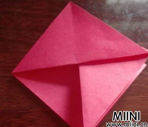 状元帽折纸04