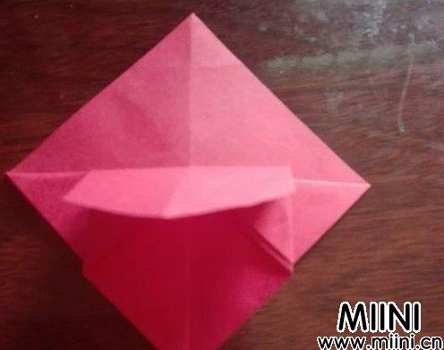状元帽折纸07