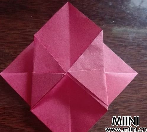 状元帽折纸06