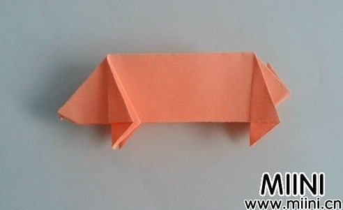 野猪折纸08