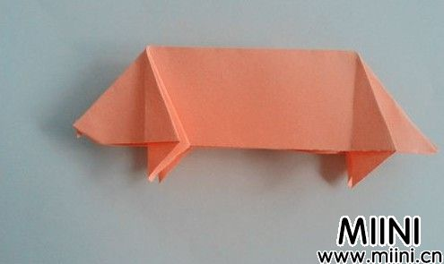 野猪折纸07