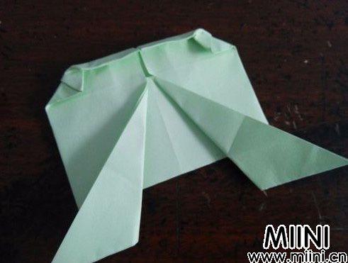 猪头折纸15