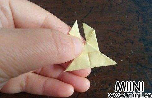 小兔指套折纸06