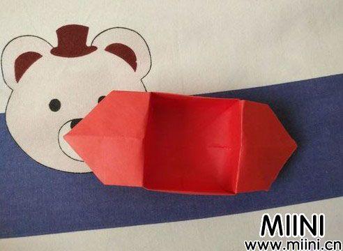 折纸小篮子14