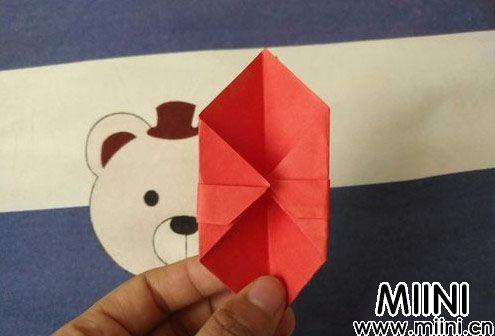 折纸小篮子12