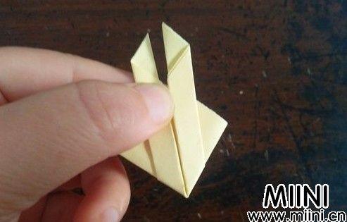 小兔指套折纸05