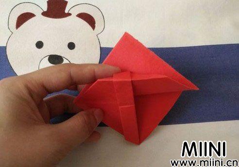 折纸小篮子11