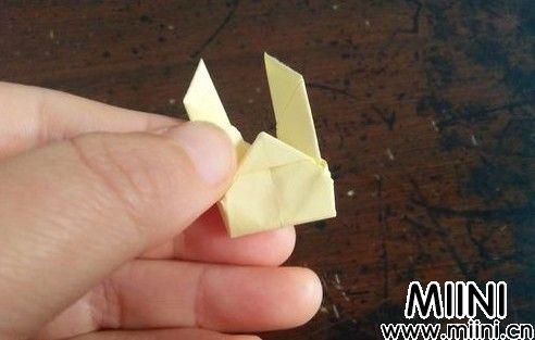 小兔指套折纸09