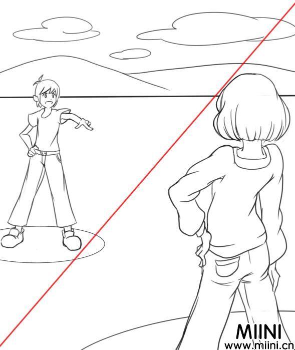 漫画绘制构图有什么技巧吗?漫画绘制构图技巧与方法
