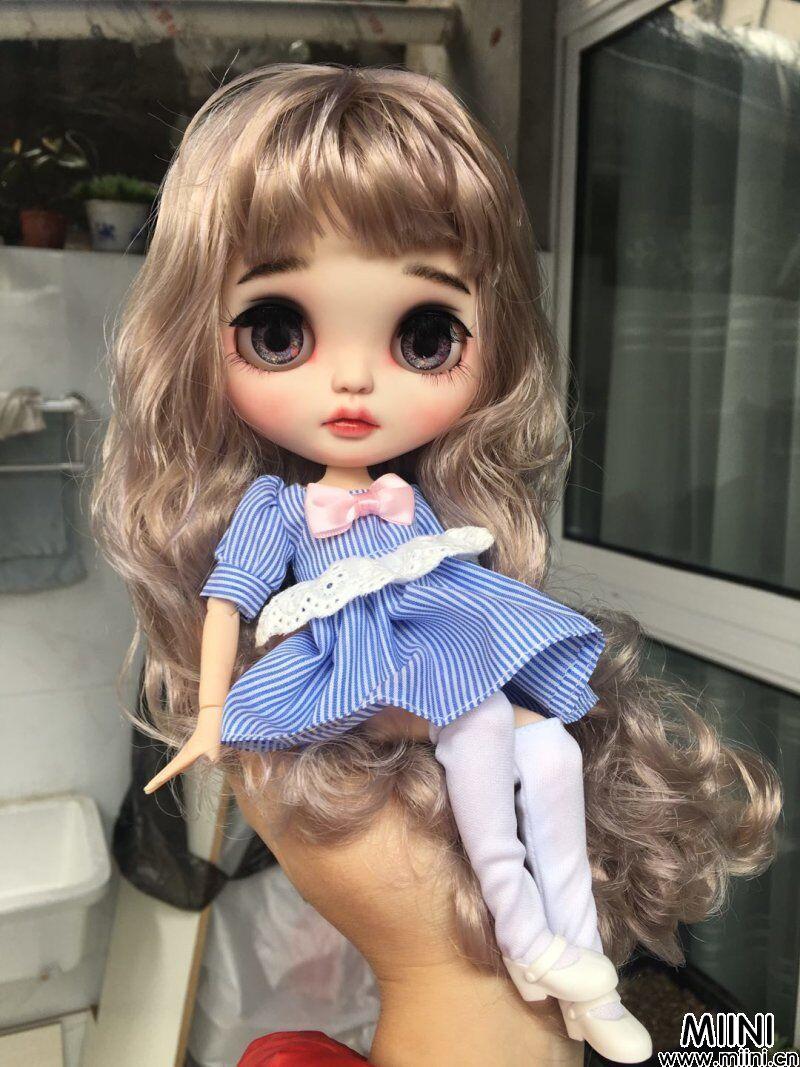 小布娃娃改妆