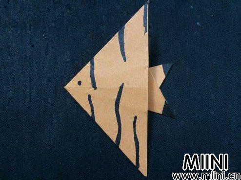 热带鱼折纸07.JPG