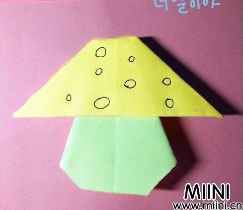 小蘑菇折纸01.JPG