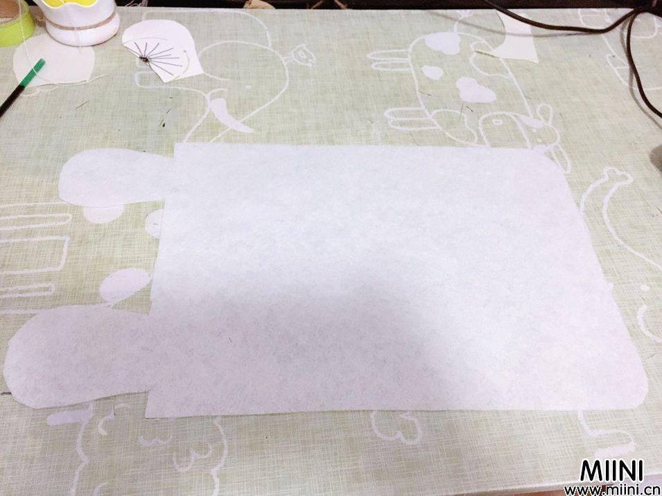 笔记本内胆包制作教程