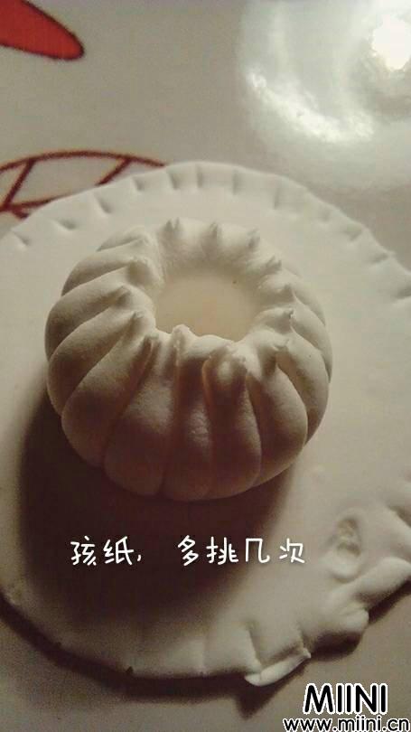 粘土包子的做法